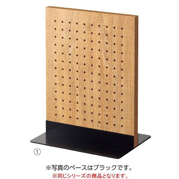 【まとめ買い10個セット品】 両面有孔パネルS 60×45cm ラス+ベースホワイト