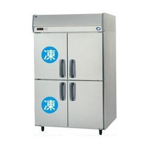 業務用冷凍冷蔵庫 パナソニック SRR-K1283C2 1200×800×1950 2室冷凍仕様 縦型冷凍冷蔵庫 タテ型冷凍冷蔵庫 業務用冷蔵庫 業