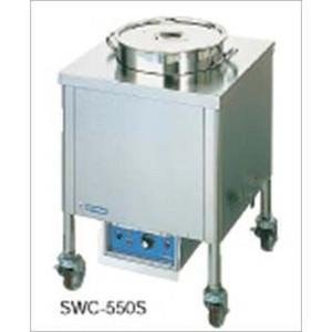 電気スープウォーマーカート(角型) SWC-550S (100V)