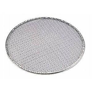 亜鉛引使い捨て丸焼網[200枚入]28cm