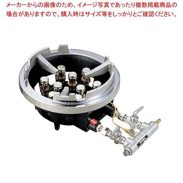 サントク ジャンボ ガスコンロ TG型 TG-9J 13A【 メーカー直送/代金引換決済不可 】