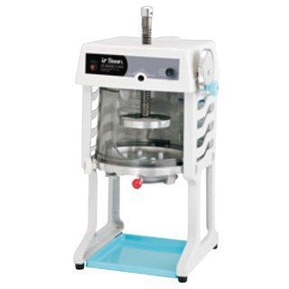 スワン 電動式 ブロック氷削機 SI-180SU