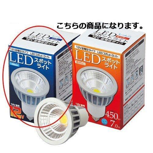 LED電球 12V(ローボルト)低電圧タイプ 白色 10個