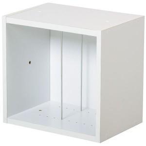 ファイルボックス〔ホワイト〕 KLW-01【受注生産品】【メーカー直送品/代引決済不可】