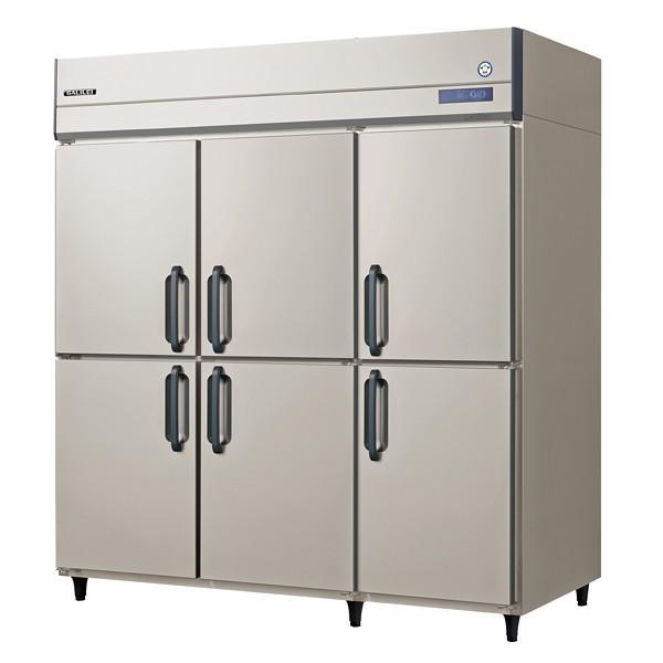 業務用冷凍冷蔵庫 インバーター制御Aシリーズ 内装ステンレス鋼板 幅1790×奥行800×高1950mm ARD-184PMD メーカー直送/代引不可【】