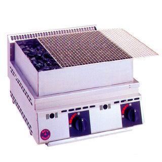 業務用ガス式焼物コンロ 厨太くん 炉端焼き用 メーカー直送/代引不可