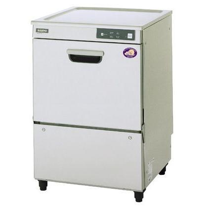 パナソニック 業務用食器洗浄機 DW-UD44U3[三相式] 【 メーカー直送/代引不可 】
