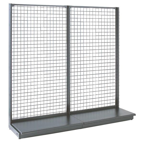KZ鉄地グレー片面ネットタイプ120×150 KZ鉄地グレー片面ネットタイプ120×150 本体