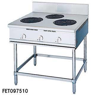フジマック 業務用電気テーブル FET09606 W900×D600×H850 メーカー直送/代引不可【】