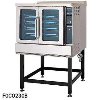 コンベクション 業務用ガスオーブン フジマック 業務用ガスコンベクションオーブン FGCO230B W982×D1000×H1500 メーカー直送/代引不可【】