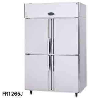 冷蔵庫 業務用 フジマック[スーパーECOシリーズ・両面式] FR1285WJ W1200×D850×H1950 メーカー直送/代引不可【】
