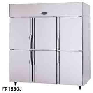 冷蔵庫 業務用 フジマック[スーパーECOシリーズ] FR1880J W1790×D800×H1950 メーカー直送/代引不可【】