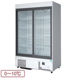 【銀行振込限定価格】福島工業 フクシマ 冷凍機内蔵型 リーチインショーケース 幅1200mm 奥行450mmタイプ MSU-120GHWSR