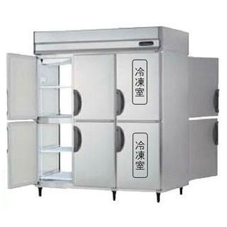 【銀行振込限定価格】幅1790mm タテ型 パススルー冷凍冷蔵庫 PRD-182PMD3