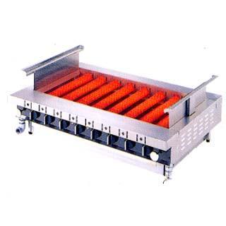 焼き物器 業務用 ローストクック KB型 KB-8 LPガス メーカー直送/代引不可【】
