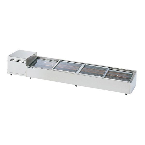 炉端ケース OHRSa型(機械室横付/スライド引戸タイプ) OHRSa-1500 右(R)