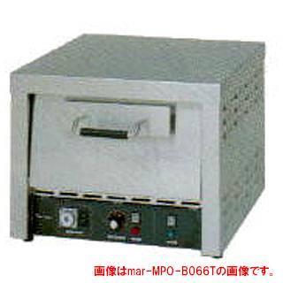 マルゼン 電気式ピザオーブン ボックスタイプ〔MPO-B066T〕 メーカー直送/代引不可【】