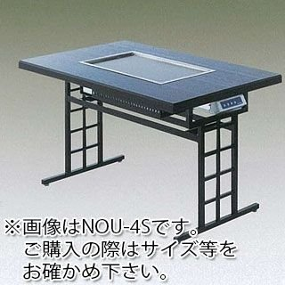 業務用 電気お好み焼器 NOU-6J 【厨房機器】【メーカー直送/代引不可】【業務用】【】