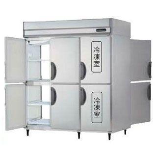 福島工業 フクシマ 幅1790mm タテ型 縦型 パススルー冷凍冷蔵庫 PRD-182PMD3 受注生産 メーカー直送/代引不可【】
