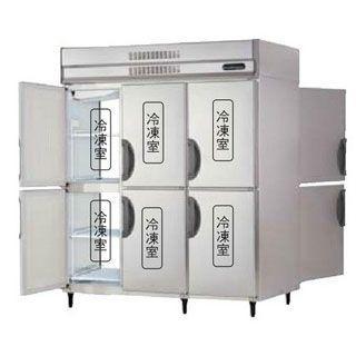 福島工業 フクシマ 幅1790mm タテ型 パススルー冷凍庫 PRD-186FMD3 受注生産 メーカー直送/代引不可【】