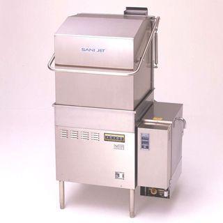 業務用自動食器洗浄機 サニジェット 2.2LトリプルアームノズルSD113GSA【】