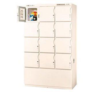 パナソニック 冷蔵ロッカー SBR-12K-03A 1000×540×1700mm 216L 216L SBR-12K-03A 【 メーカー直送/代引不可 】