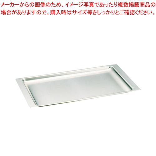 【まとめ買い10個セット品】桃印18-8角トレー 410×235mm
