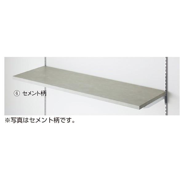 【まとめ買い10個セット品】木棚 W60×D30cm エクリュ