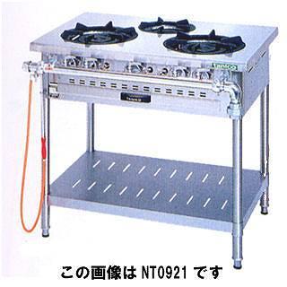 業務用ガステーブル タニコー [アルファーシリーズ] NT1832A メーカー直送/代引不可【】