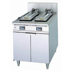 餃子焼き器 餃子焼機 業務用 電気式 全自動餃子焼器 FEJ657510 メーカー直送/代引不可【】
