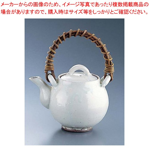 粉引 土瓶 H-010 大(4合)
