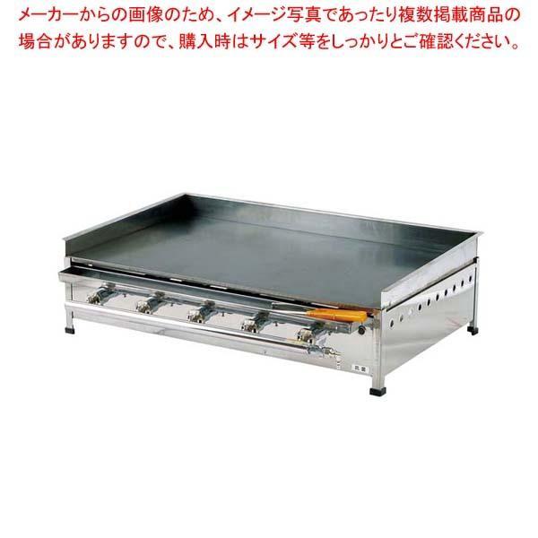 IT ガス式 グリドル 卓上用 TYS600 13A【 メーカー直送/代金引換決済不可 】