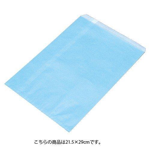 筋入りカラー無地 ブルー 21.5×29 2000枚