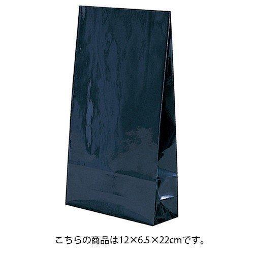 ギフトファンシーバッグ 紫紺 12×6.5×22 500枚