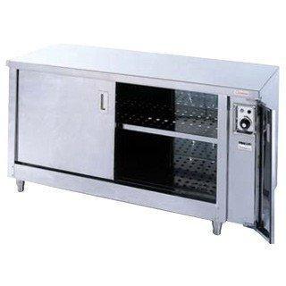 押切電機 電気ディッシュ ウォーマー・テーブル (両側開戸タイプ) ODW-960W 900×600×800