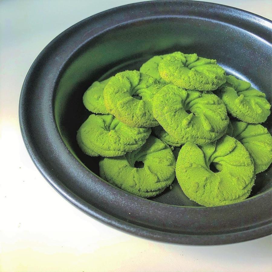 濃い抹茶クッキー :kasi0037:明芳園茶舗 - 通販 - Yahoo!ショッピング