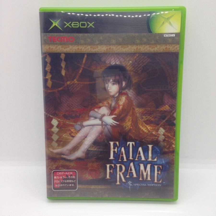 フェイタル フレーム 零スペシャルエディション/Xbox(XBOX)/箱・説明書あり