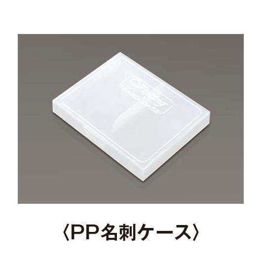 名刺作成 おしゃれ デザイン ビジネス名刺(biz173) インパクトタイポグラフィ・ライトブルー 100枚|meishi-create|04