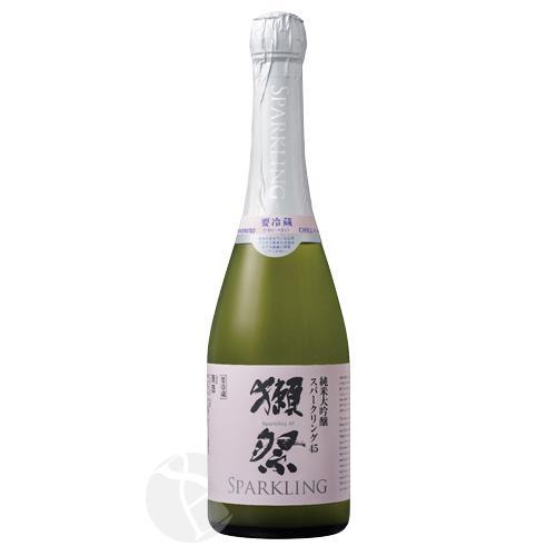 獺祭 純米大吟醸 スパークリング 45 720ml だっさい meishu-honpo
