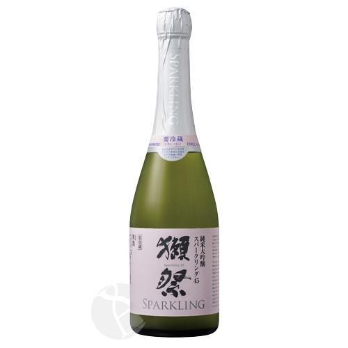 獺祭 純米大吟醸 スパークリング 45 720ml だっさい meishu-honpo 02