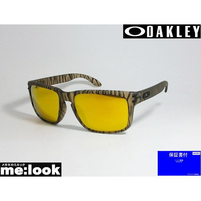 OAKLEY オークリー OO9102-99 サングラス ホルブルック HOLBROOK 009102-99 マットセピア/24K イリジウム