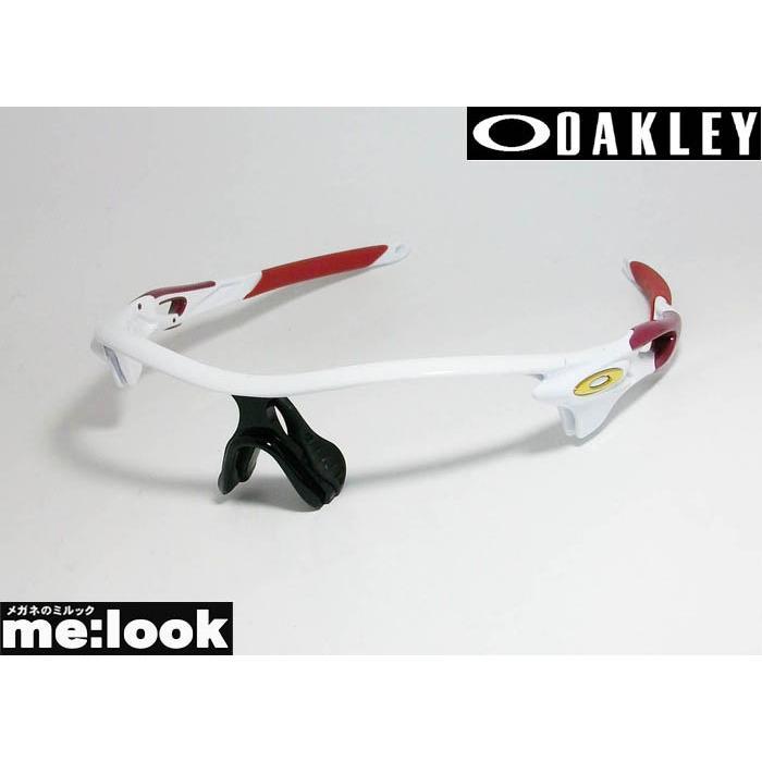 OAKLEY オークリー パーツ 安心の実績 高価 買取 強化中 交換用 フレーム セール開催中最短即日発送 RADAR LOCK ポリッシュドホワイト レーダーロックパス 9206-F6-1 PATH