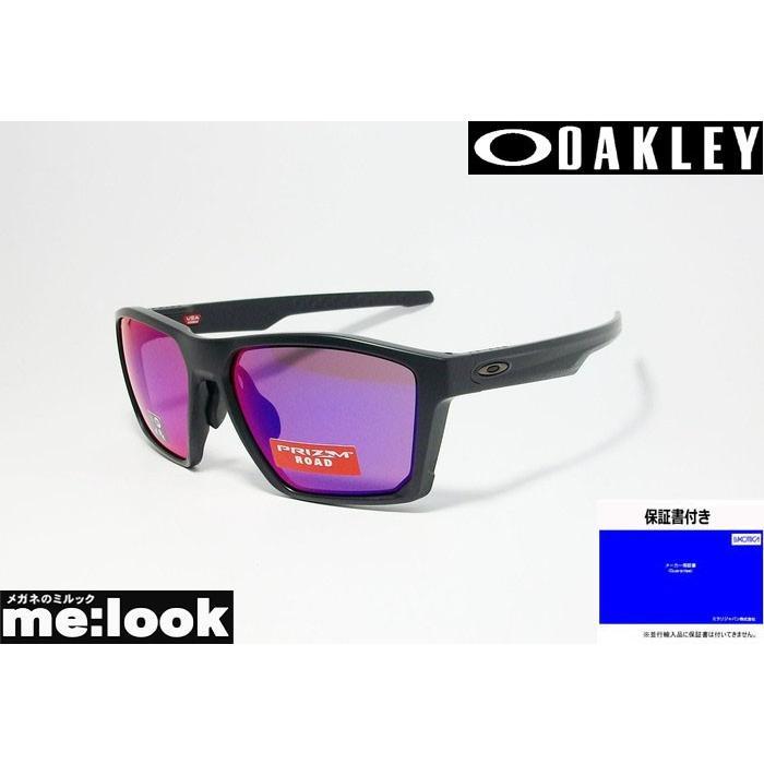 OAKLEY オークリー OO9398-0958 プリズムサングラス TARGET LINE ターゲットライン 009398-0958 Asia Fit マットブラック/プリズムロード 度付対応可