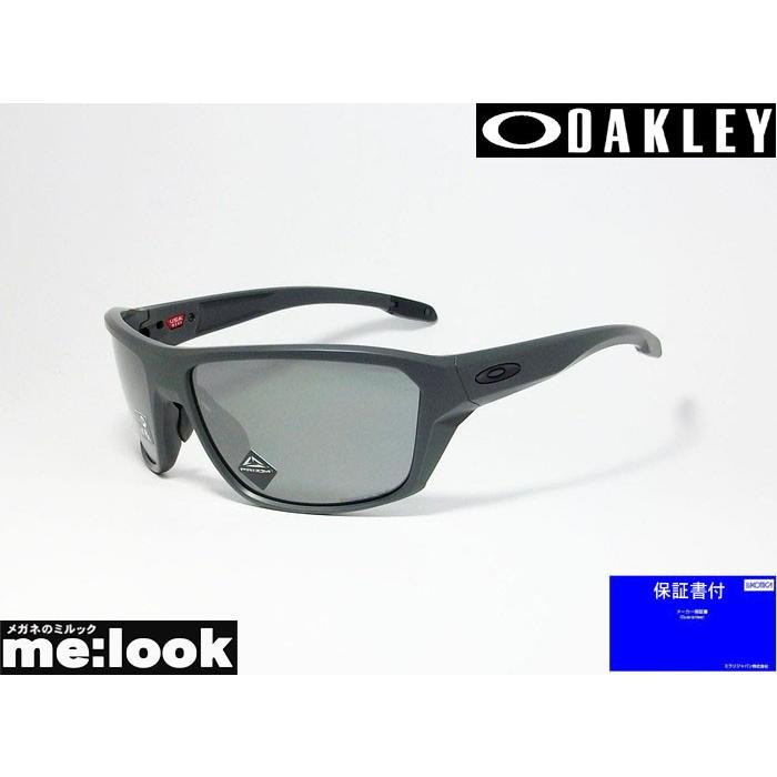 OAKLEY オークリー ミラリ正規品 OO9416-0264 プリズム サングラス Split Shot スプリットショット 009416-0264 マットカーボン