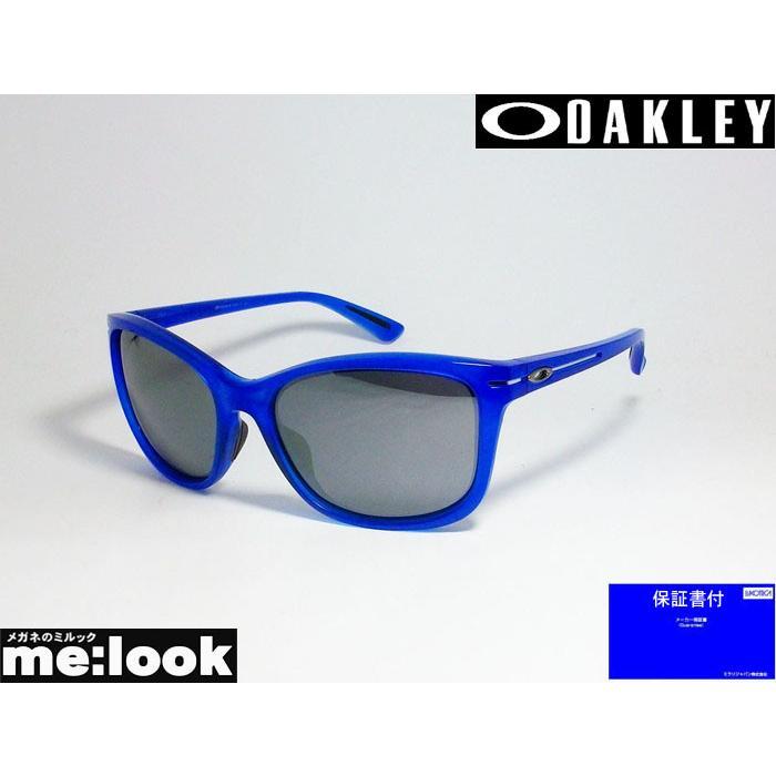 OAKLEY オークリー ミラリ正規品 サングラス Drop In ドロップイン OO9232-06 009232-06 ブルー/ブラックイリジウム