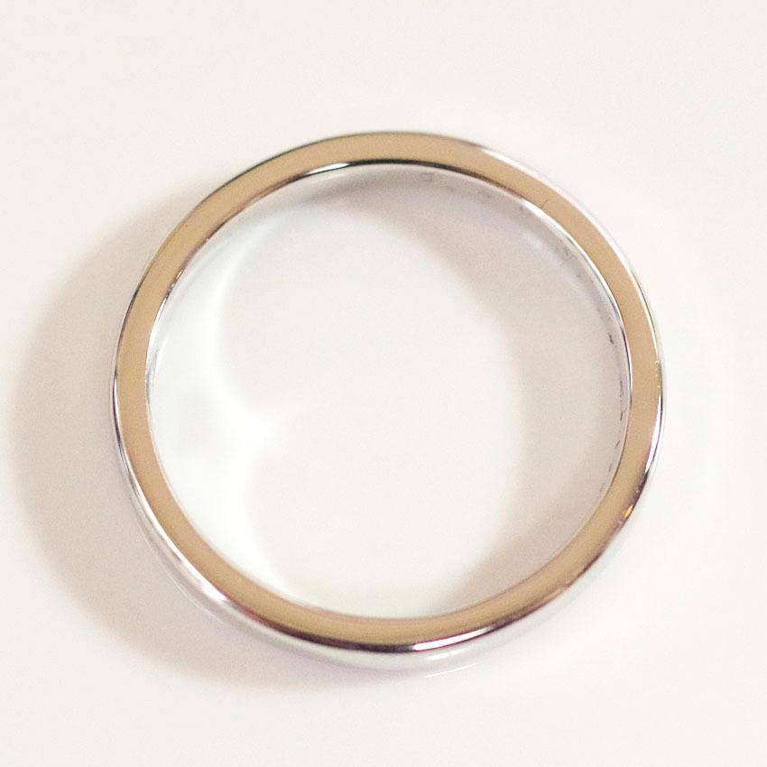 メモリアルリングMR03 地金:K18YG (18Kイエローゴールド) 〜遺骨を内側にジェル封入する完全防水の指輪〜|memoriaareca|04