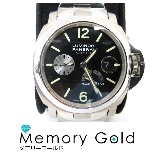 【海外 正規品】 PANERAI ルミノール PAM00171 パワーリザーブ 黒文字番 付属あり メンズ 仕上げ済 腕時計 自動巻き 写真参照 A17184, アイカカ:11aabfad --- airmodconsu.dominiotemporario.com