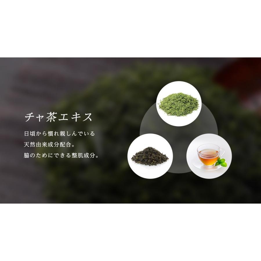 【送料無料】脇用 柿タンニン(カキタンニン)チャ茶エキス 配合 泥石鹸 泡沫の肌 メンズ レディース 加齢臭やワキガなどでデオドラント剤などを使っている方へ|men-s-nipple|12