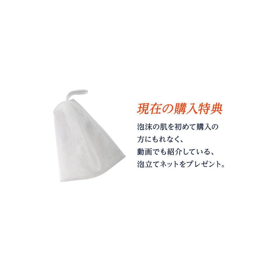 【送料無料】脇用 柿タンニン(カキタンニン)チャ茶エキス 配合 泥石鹸 泡沫の肌 メンズ レディース 加齢臭やワキガなどでデオドラント剤などを使っている方へ|men-s-nipple|16