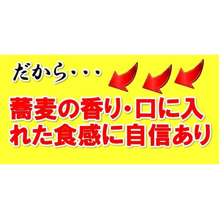 【冷蔵】出雲なまそば (2~3人前×5袋) つゆなし【五割そば】平打ち 山陰 島根 mengurume 06
